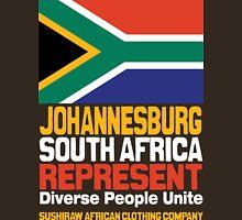 Johanesburg, South Africa, represent Unisex T-Shirt