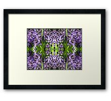 ABSTRACT 525 Framed Print