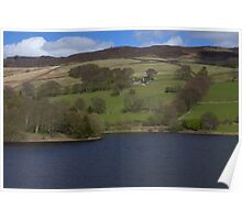 Ladybower Reservoir Poster