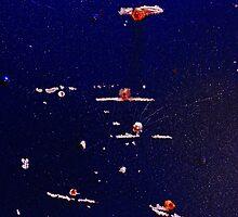 UFO invasion. by Baska