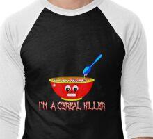 I'm a Cereal Killer Men's Baseball ¾ T-Shirt
