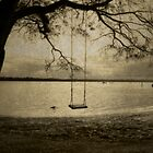 The Swing by Lindsay Woolnough (Oram)