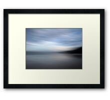 Southerly Framed Print