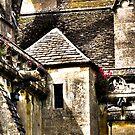 Abbey Roof - Malmsbury by Daisy-May
