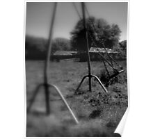 Swing ~ Harperbury Poster
