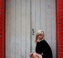 White Door by Jared Revell