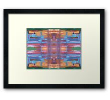ABSTRACT 460 Framed Print