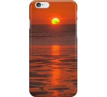 cable beach sunset  iPhone Case/Skin