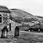 Cautley Methodist Chapel Panorama by Alan E Taylor
