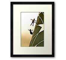 You Can Fly - Peter & Wendy Framed Print