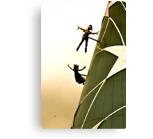 You Can Fly - Peter & Wendy Canvas Print