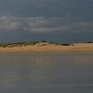 Cable beach sand dunes storm by Elliot62