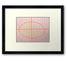 ABSTRACT 482 Framed Print