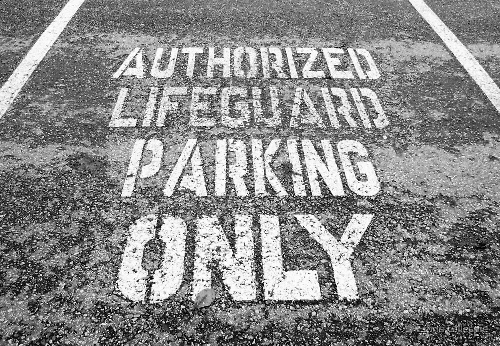 Parking Space  by Ethna Gillespie