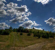 Hill View,Fiorano,Italy by Davide Ferrari