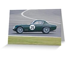 Lotus Elite Greeting Card