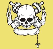 Skull & Crossbottles Kids Tee