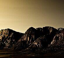 Chocolate Canyon  by MKWhite