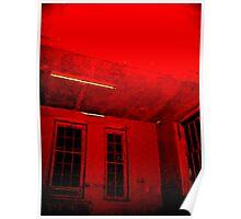 The Red Room ~ Harperbury Poster