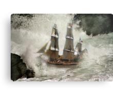 HMS Bounty . Metal Print