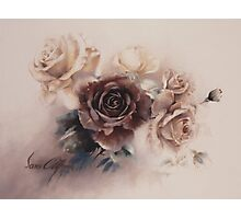 """Bouquet l"" by Sara Moon Photographic Print"