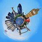 Little Planet: London by Yhun Suarez
