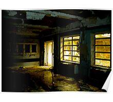Failing Light~ Harperbury Poster