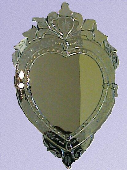 Heart Mirror by KazM