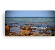 Early summers day Canvas Print