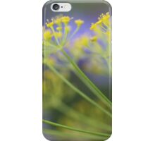 Dill Umbrella iPhone Case/Skin