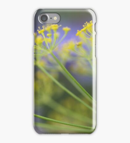 Dill Umbrella iPhone Case/Skin