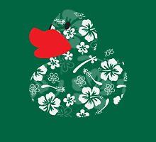 Hula Ducky Unisex T-Shirt
