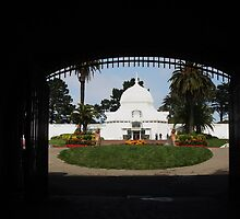 Conservatory of Flowers by fototaker