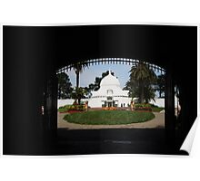 Conservatory of Flowers Poster