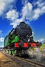 GNR 1744 Class N2 by Yhun Suarez