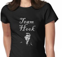 Team Hook Womens Fitted T-Shirt