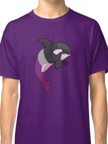 Asexuwhale - no text Classic T-Shirt