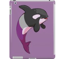 Asexuwhale - no text iPad Case/Skin