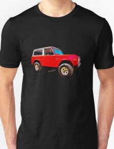 Ford Bronco Classic from VivaChas Hot Rod Art T-Shirt