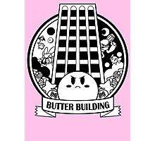 Kirby - Butter Building Photographic Print