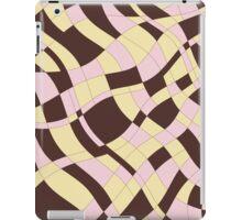Vanilla, chocolate, strawberry iPad Case/Skin
