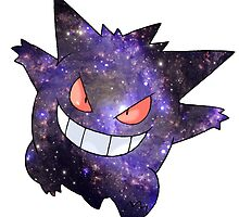 Gengar - Pokemon by MDoyle7
