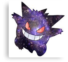 Gengar - Pokemon Canvas Print