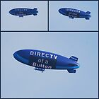 The Direct TV Blimp by barnsis