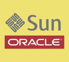 Sun Oracle Logo Kids Clothes