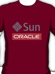 Sun Oracle Logo T-Shirt
