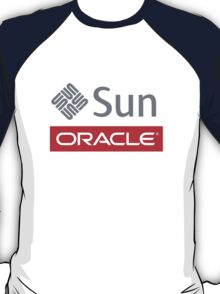 Sun Oracle Logo T-Shirt