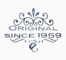 Original Since 1959 by oreundici