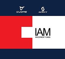 IAM Cycling Kit by Total-Cult