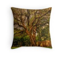 Family Treasures  Throw Pillow